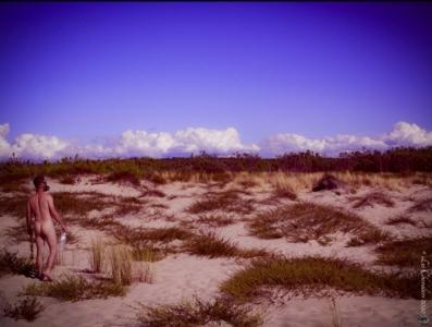 la dune Photos Érotiques by Les Chevaliers